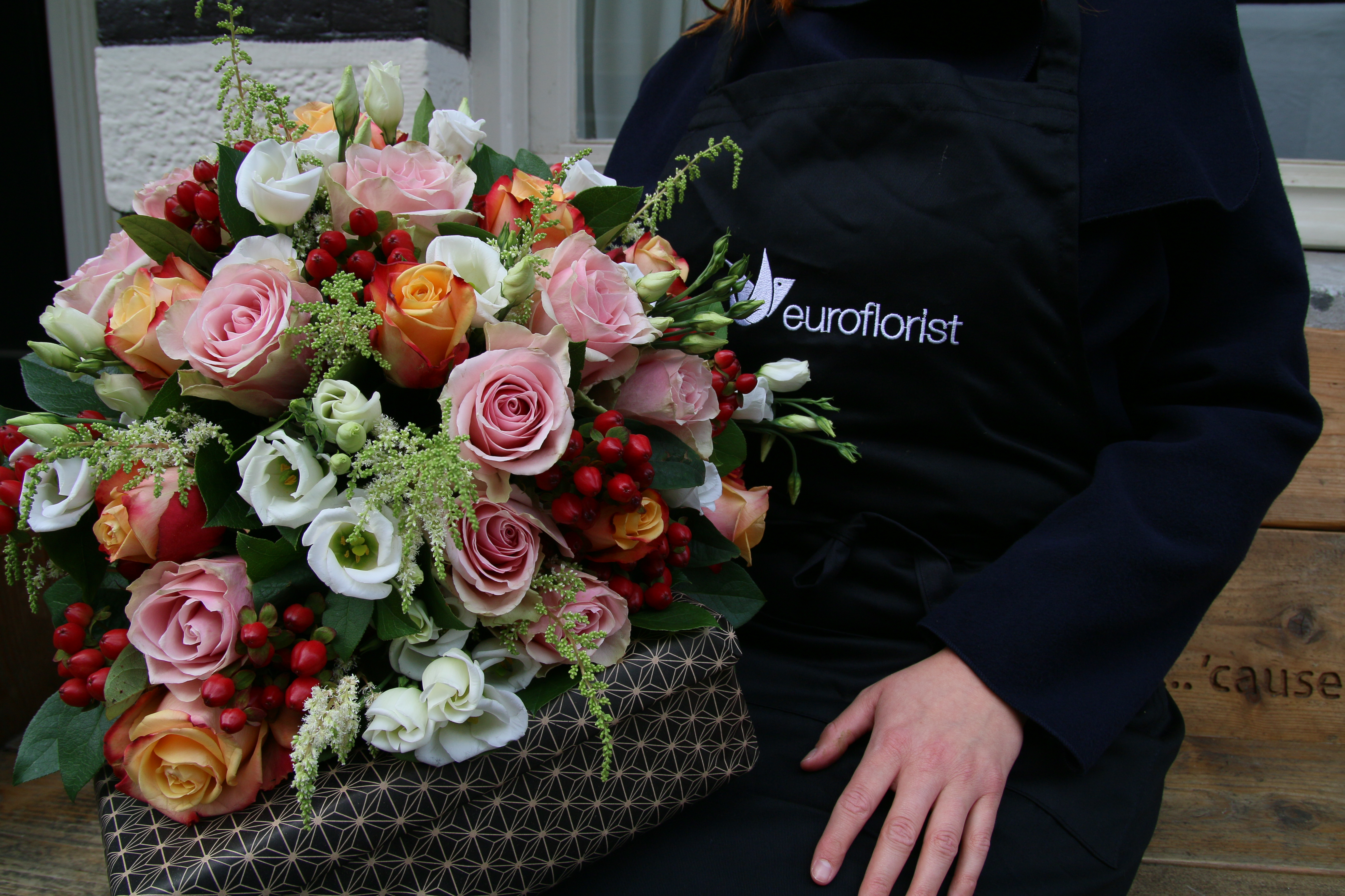 Group Financial Controller till Euroflorist i Malmö