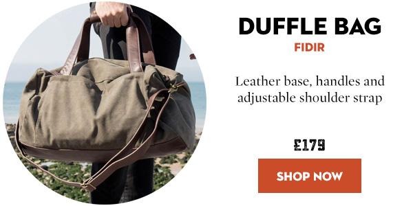 FIDIR Duffle Bag