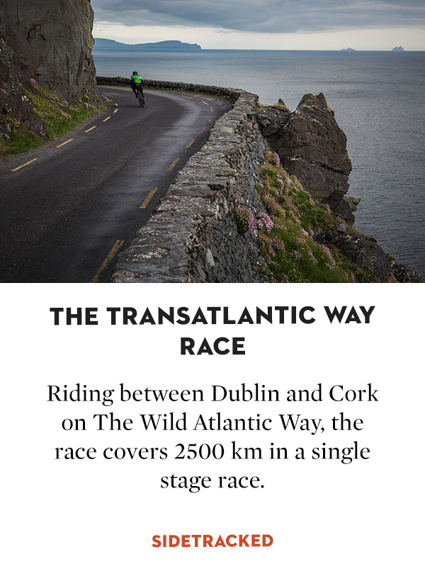 The TransAtlantic Way Race