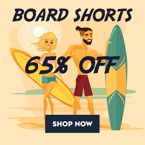 Summer Clearance - Board Shorts