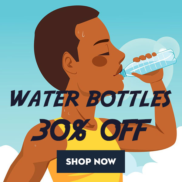 Summer Clearance - Water Bottles and Food Flasks