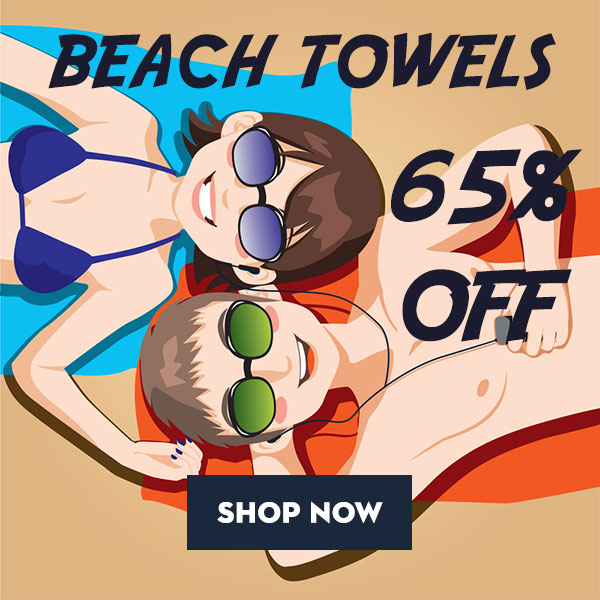 Summer Clearance - Adventure and Beach Towels