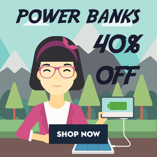 Summer Clearance - Power Banks