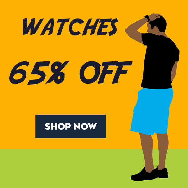 Summer Clearance - Watches