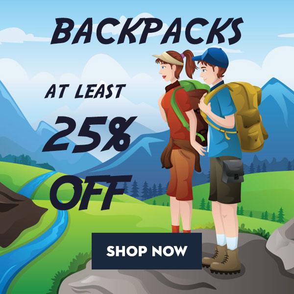 Summer Clearance - Backpacks