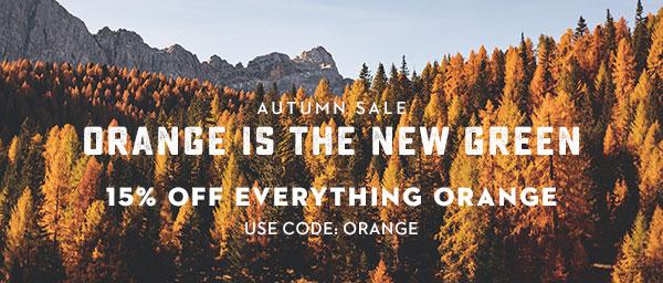 WildBounds Autumn Sale