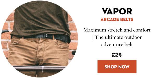 Arcade Belts - Vapor Adventure Belt