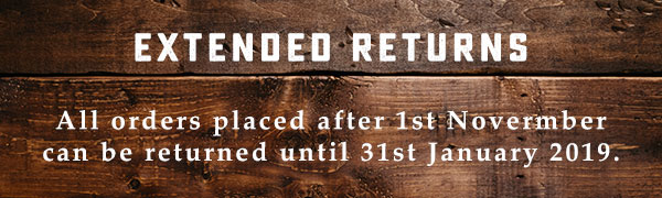 Christmas Gifts - Extended Returns