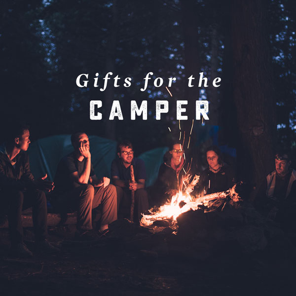 Gifts for the Camper