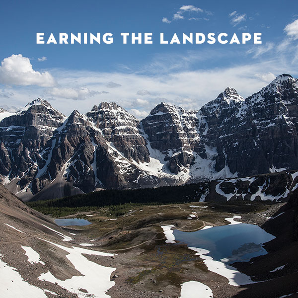 WildBounds Journal - Earning the Landscape