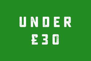 Gifts under £30