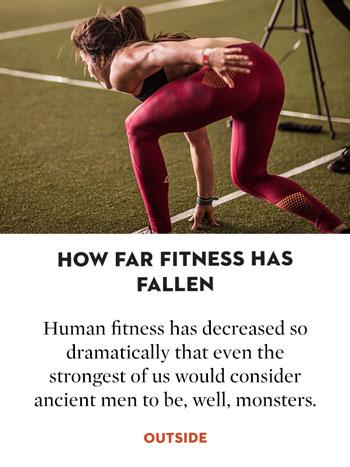 How Far Fitness Has Fallen