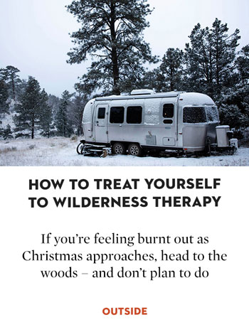 How to Treat Yourself to Wilderness Therapy