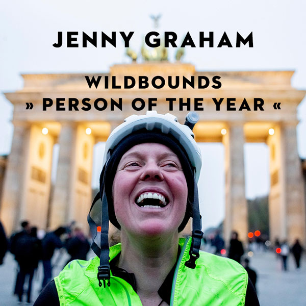 WildBounds Person of the Year 2018: Jenny Graham