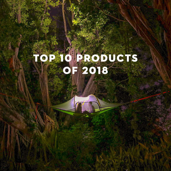 WildBounds Journal - Top 10 Products of 2018