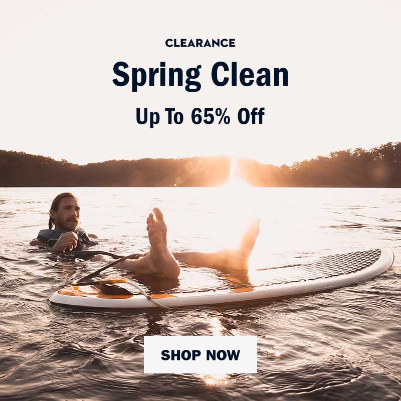 Spring Clearance - Up To 65% Off