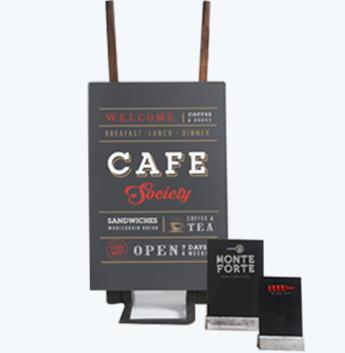 Printed Signage & Communication