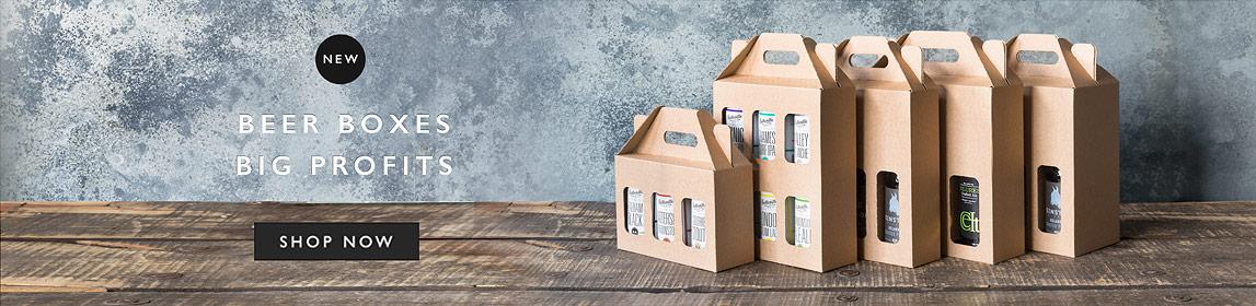 New Beer Boxes : Big Profits