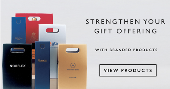 Strengthen Your Gift Offering With Branded Products