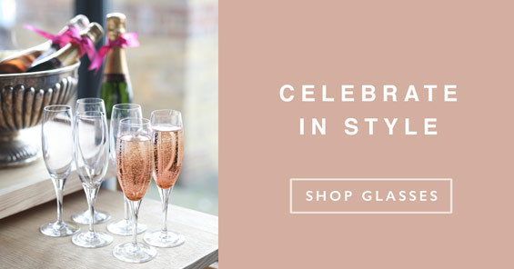 Celebrate In Style - champagne flutes