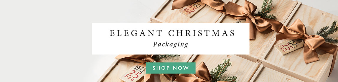 Elegant Christmas Packaging | Shop Now