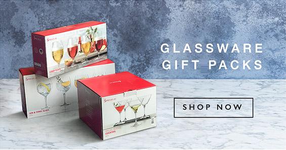 Glassware Gift Packs