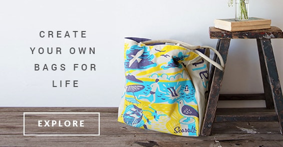 Create your own Bags For Life