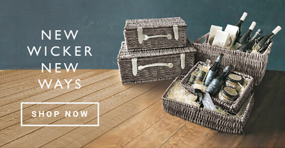 New Wicker New Ways - Shop Now!