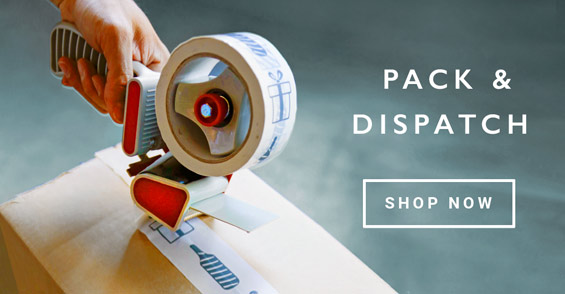 Pack & Dispatch | Shop Now!
