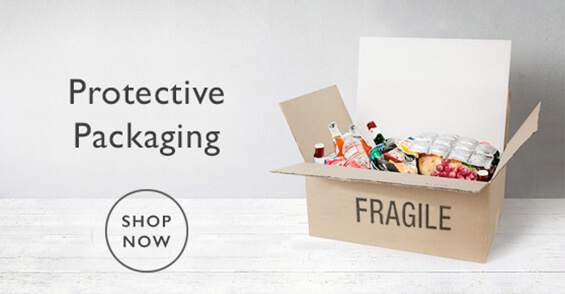 Protective Packaging - Shop Now!