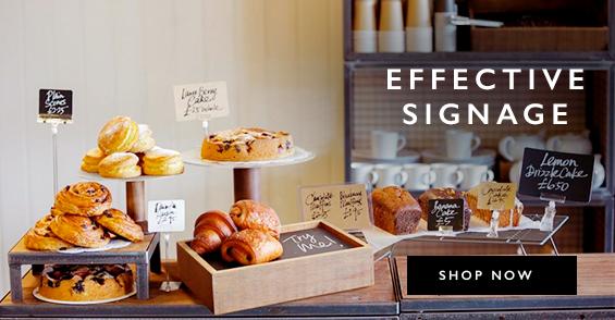 Effective Signage