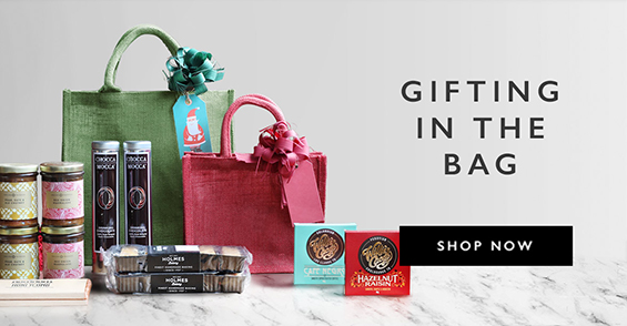 Gifting in the bag!