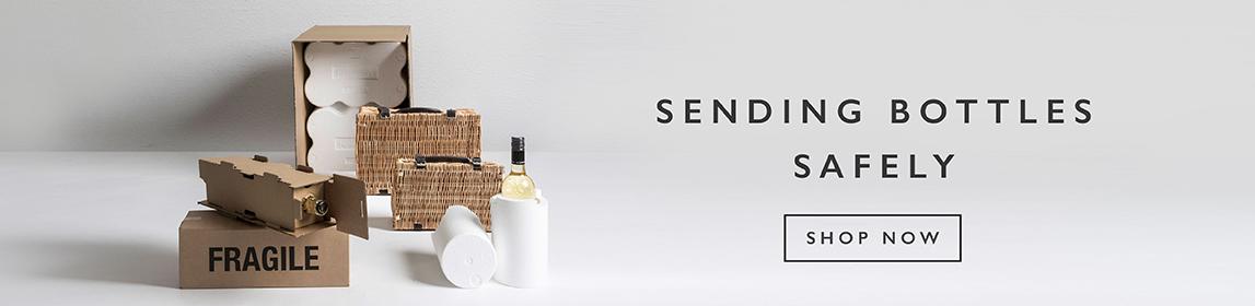 Sending Bottles Safely: Transit Packaging