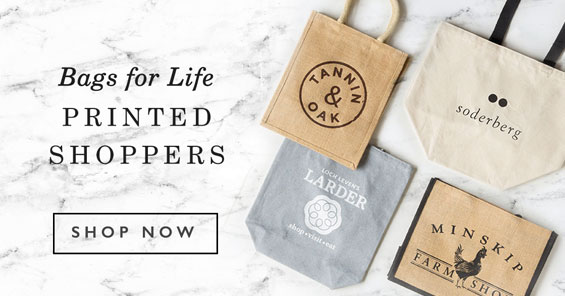 Bags For Life - Printed Shoppers