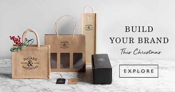Build your brand this Christmas