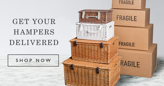 Get Your hampers Delivered