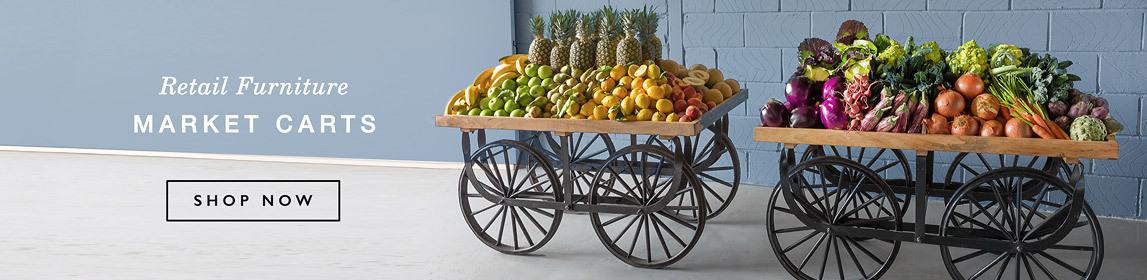Retail Furniture: Market Carts