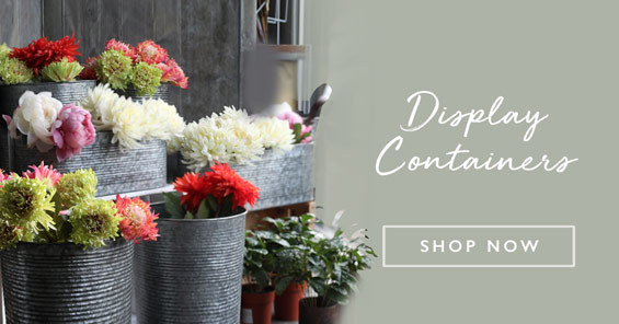 Retail Display Containers
