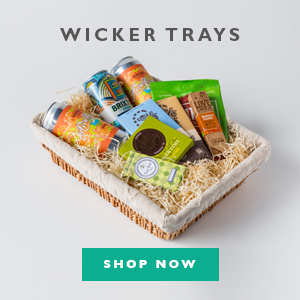 Wicker Trays