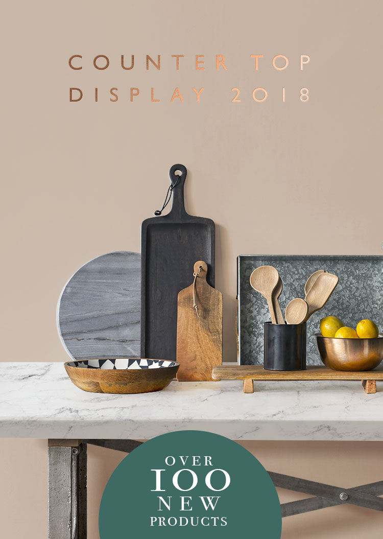 TEST  Exclusive preview: 100+ new countertop display products for 2018!