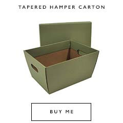 Tapered Hamper Box