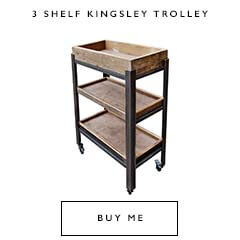 3 Shelf Kingsley Unit