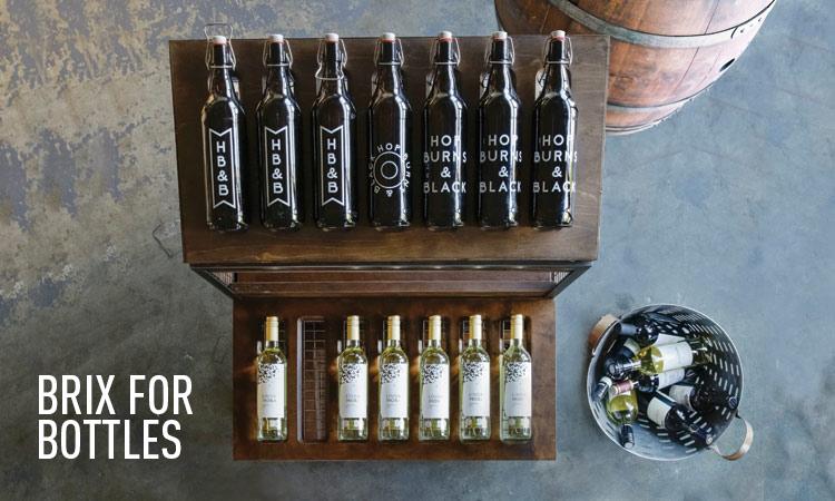 New BRIX for wine bottles