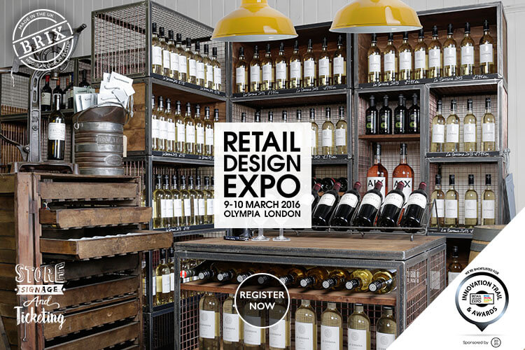 Retail Design Expo 9-10 March 2016
