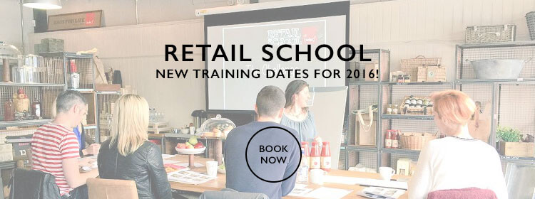 Retail School for 2016!