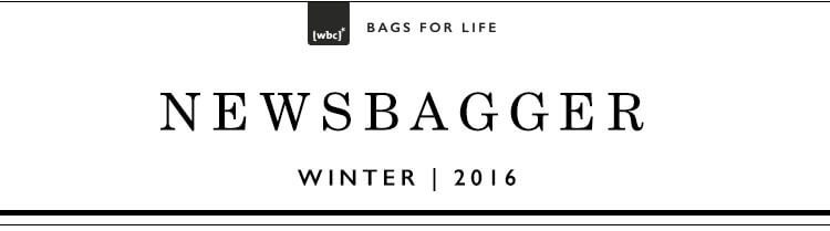 WBC Bags For Life - Welcome to the winter edition of our Bags for life newsletter