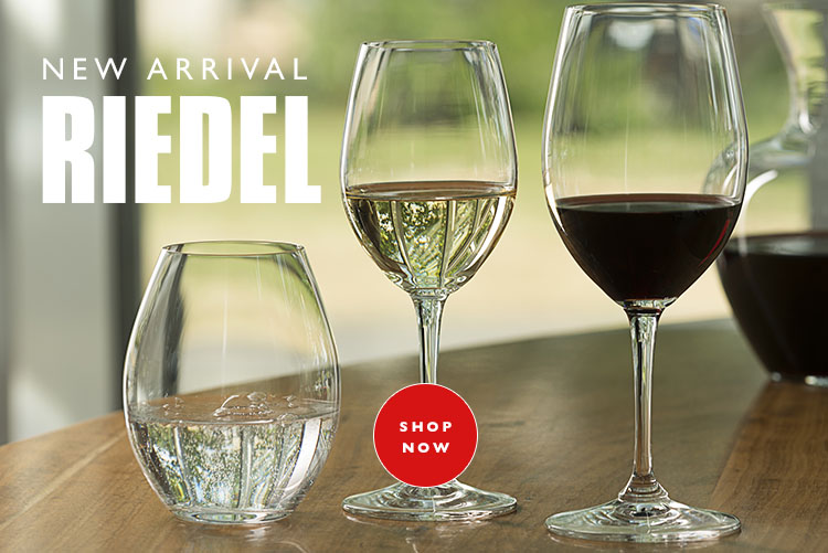 New Arrival : Riedel - Shop Now