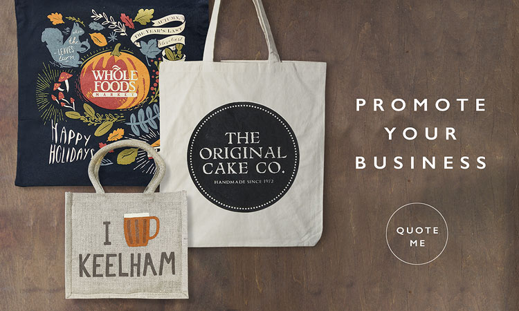 Promote Your Business with Printed Bags For Life