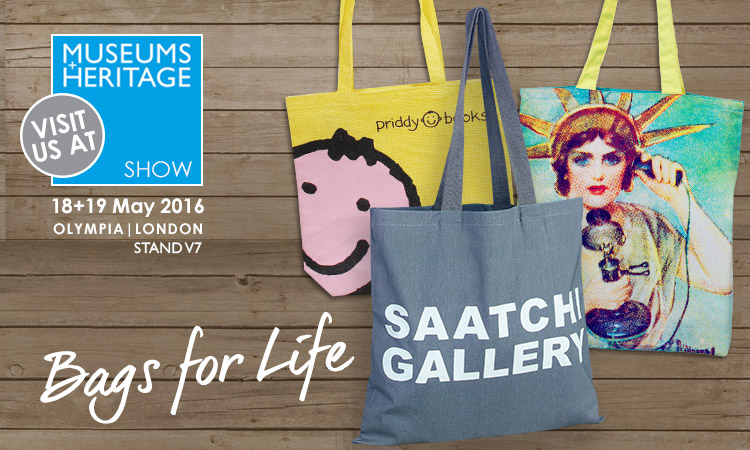 Visit Us At Museums + Heritage Show 18 + 19 May 2016