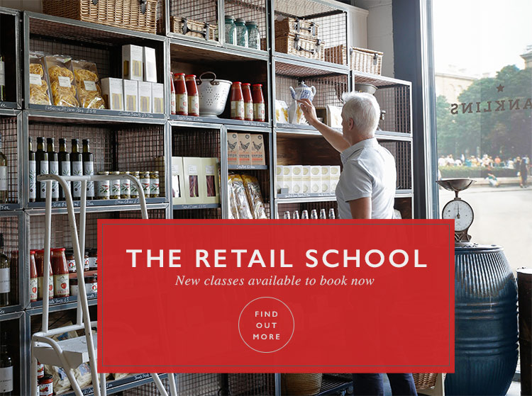 The Retail School - New Classes Available! Find Out More